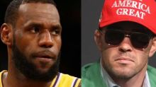Colby Covington calls out LeBron James after YouTuber Jake Paul KOs former NBA star