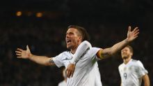 Germany 1 England 0: Perfect farewell for Lukas Podolski as wasteful Three Lions fall to Dortmund defeat