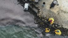 Fighting on the beaches: Mauritius rallies after oil spill