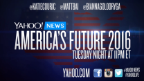America's Future 2016: Yahoo News Live Post Debate Show