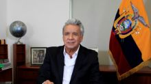 El 40% de pacientes de coronavirus incumplieron el aislamiento en Ecuador, dice Moreno