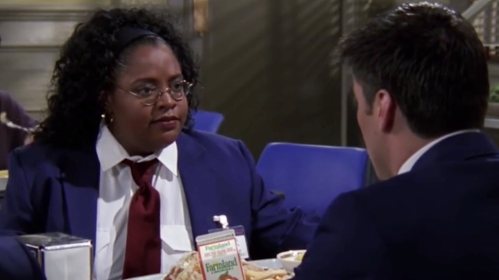 Sherri Shepherd shares the pudding on her famous 'Friends' role