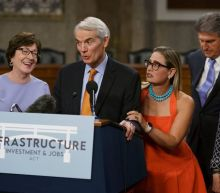 All Democrats should show respect for the 5 Republicans who helped on infrastructure