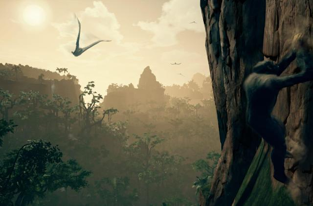 How 'Ancestors: The Humankind Odyssey' wants to simulate evolution