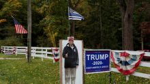 Cellphones in hand, 'Army for Trump' readies poll watching operation