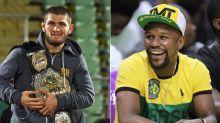 UFC boss rubbishes idea of Mayweather bout against Khabib