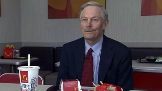 Man Eats 10 Big Macs a Week, Says He's Healthy