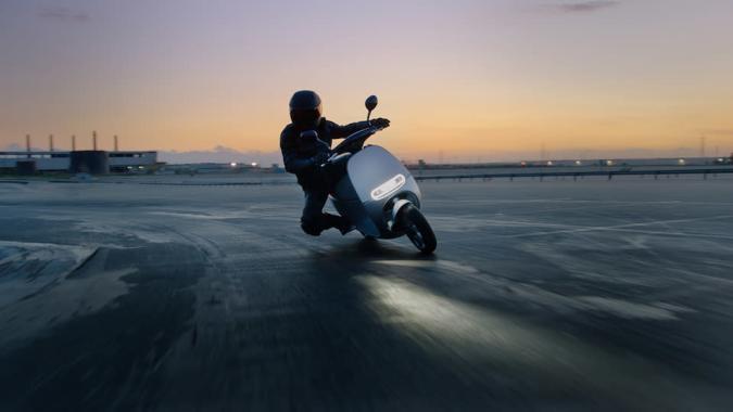 La inteligente scooter eléctrica GoGoro pone rumbo a Europa