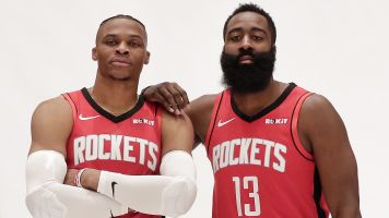 The Rockets' latest chemistry experiment