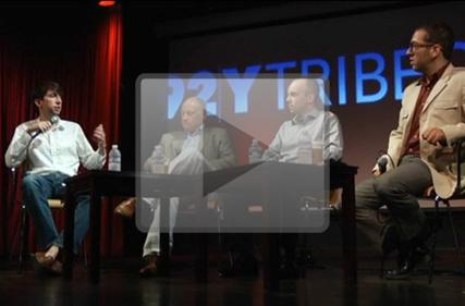 Highlights from the future of gaming ... panel at the New York Gaming Meetup