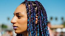 The Best Hairstyles At Coachella Were Perfectly Pastel