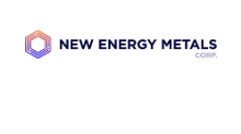 New Energy Metals Provides Corporate Update
