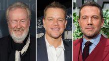 Ridley Scott, Matt Damon, Ben Affleck and Nicole Holofcener Team on 'The Last Duel'