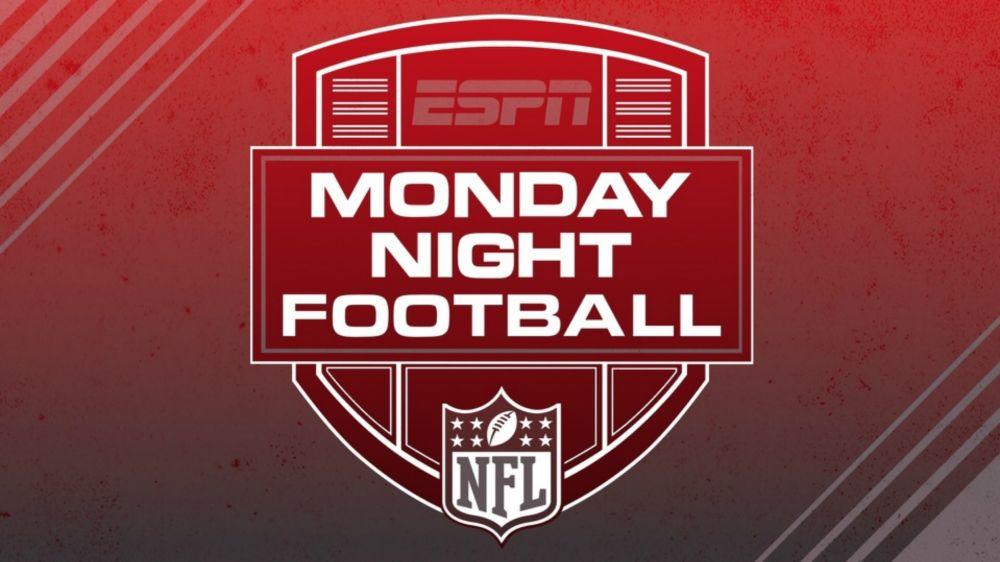 ESPN's 'Monday Night Football' ratings fall 7 percent, despite Tom Brady and Patriots