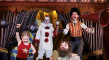 Neil Patrick Harris and his family won Halloween yet again