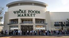 Grocery store stocks plummet after Amazon-Whole Foods deal