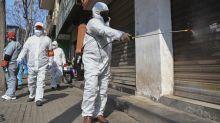 Caos à vista? Para OMS, transmissão do coronavírus fora da China é apenas 'ponta do iceberg'