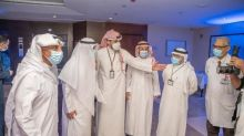 DIAGNOS Announces the Official Opening of the AI Assisted Screening Clinic at Magrabi Hospital with the Presence of the Undersecretary of the Ministry of Health of Saudi Arabia