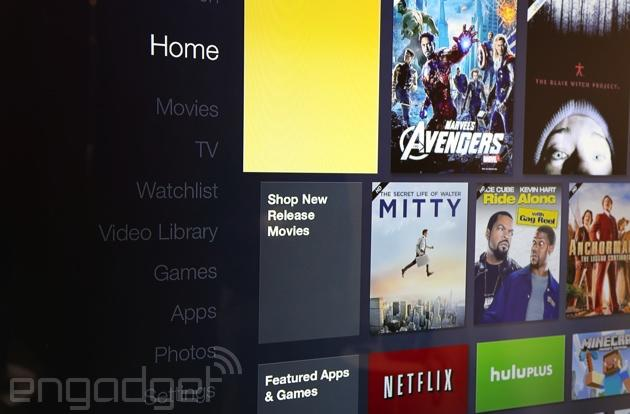 An afternoon with the Fire TV