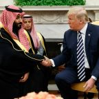 Trump stands by Saudi prince in journalist's slaying: 'We may never know all of the facts'