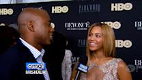 Beyoncé Opens Up to 'omg! Insider' about Having More Kids