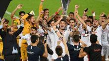 Foot - C3 - Après une finale folle, le Séville FC remporte sa sixième Ligue Europa contre l'Inter Milan