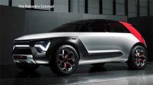 Kia bringing Habaniro concept to New York Auto Show