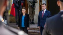 Deutschland und Polen plädieren für mehr Militärausgaben im EU-Haushalt