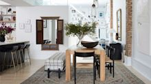 Here's How You Turn a Former Factory Into a Chic-and-Cozy Family Apartment