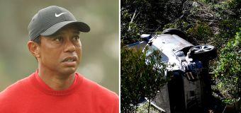 Investigators reveal cause of Woods' crash