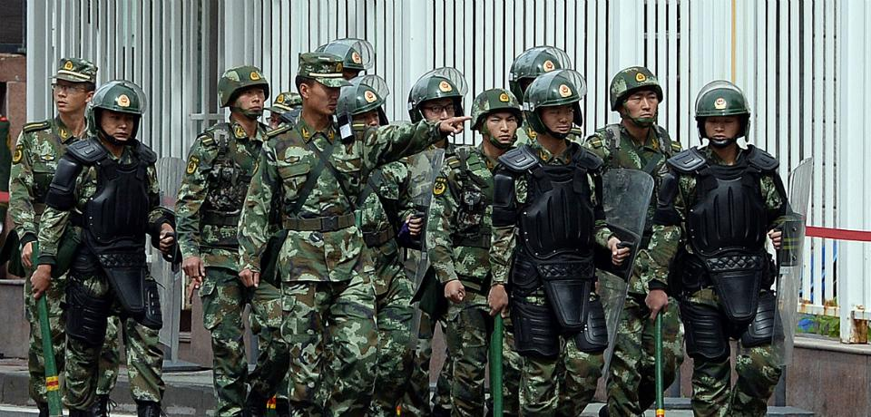 The Islamic State Pledged To Attack China Next. Here's Why.