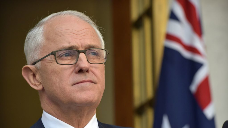 Malcolm Turnbull says Australia is doomed without this