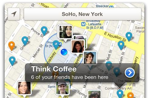 Foursquare teases a giant mobile app remake, mayors quiver in anticipation