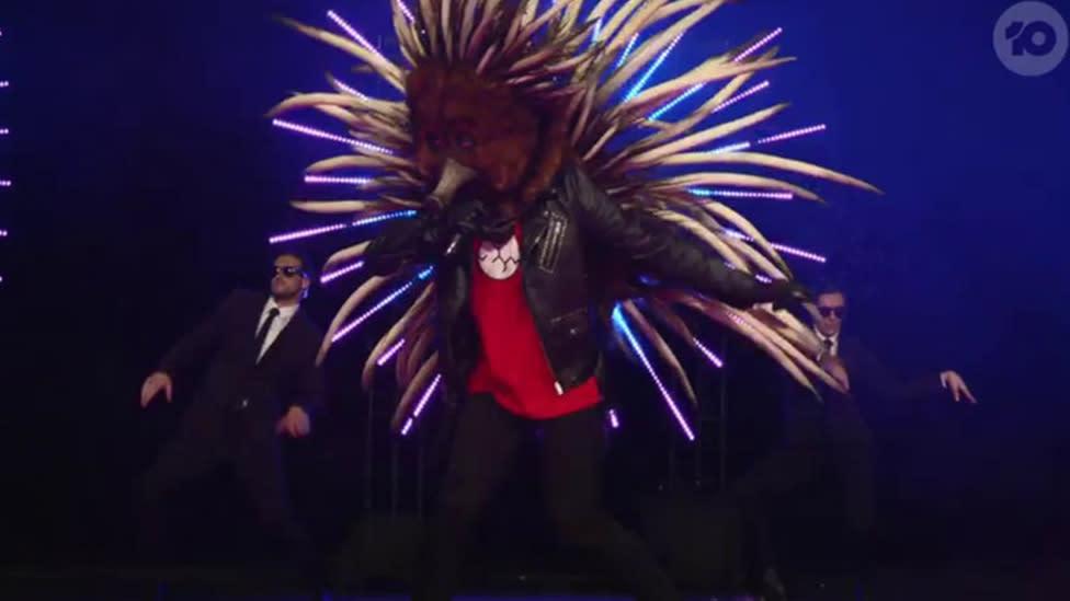 The Masked Singer Australia 2020