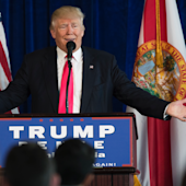 Donald Trump challenges Hillary Clinton to hold a press conference: 'I think it's time'