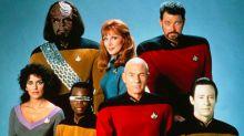 Sir Patrick Stewart delights 'Star Trek' fans with Next Generation reunion
