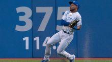 Bichette homers, Jays beat Royals 6-4 in Toronto return