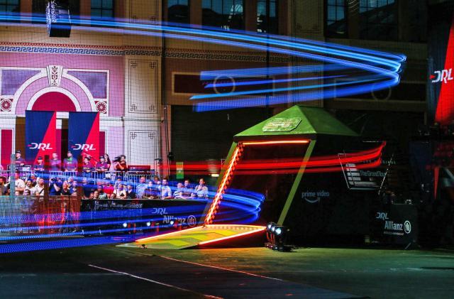 Drone Racing League season two starts tomorrow on ESPN