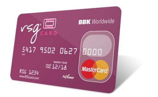 Bbk credit card