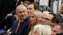 Netanyahu basks in victories, but graft probes still loom