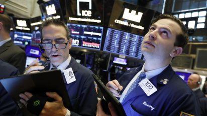 Tech stocks drag Wall Street lower