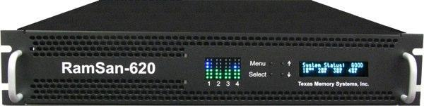 """Texas Memory Systems goes Texas, hobbles together RamSan-620 5TB SSD """"drive"""""""