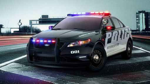 Ford Recalls Basically Every Cop Car It Built in the Past Few Years