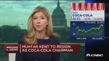 Coca-Cola chairman Muhtar Kent to retire, to be succeeded...