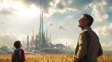 George Clooney Flies to the Future (And Space Mountain) in Disney's New 'Tomorrowland' Trailer