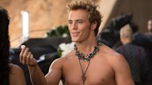 'Catching Fire' Confession: Sam Claflin 'Kinda Liked' His Shaved Chest