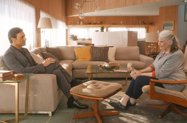 'Marjorie Prime' imagines a world where AI keeps us from grieving