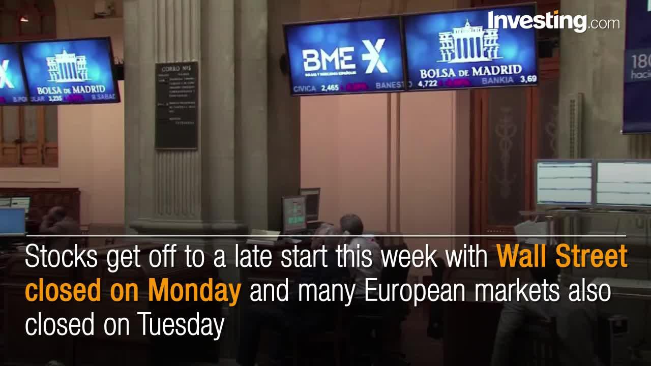 Weekly Economic Calendar Yahoo : Economic calendar top things to watch this week video