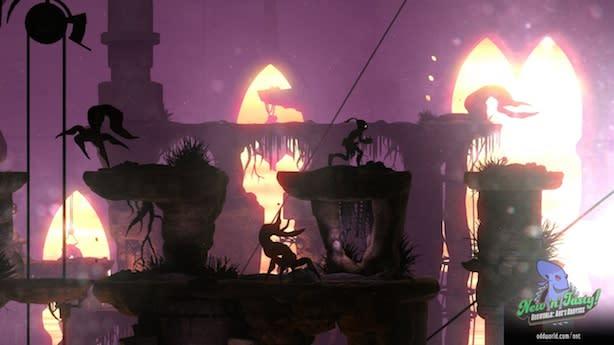 Oddworld: New 'n Tasty on Steam next month; Vita, console ports still underway
