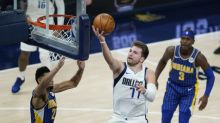 Porzingis' big night leads Mavericks past Pacers 124-112